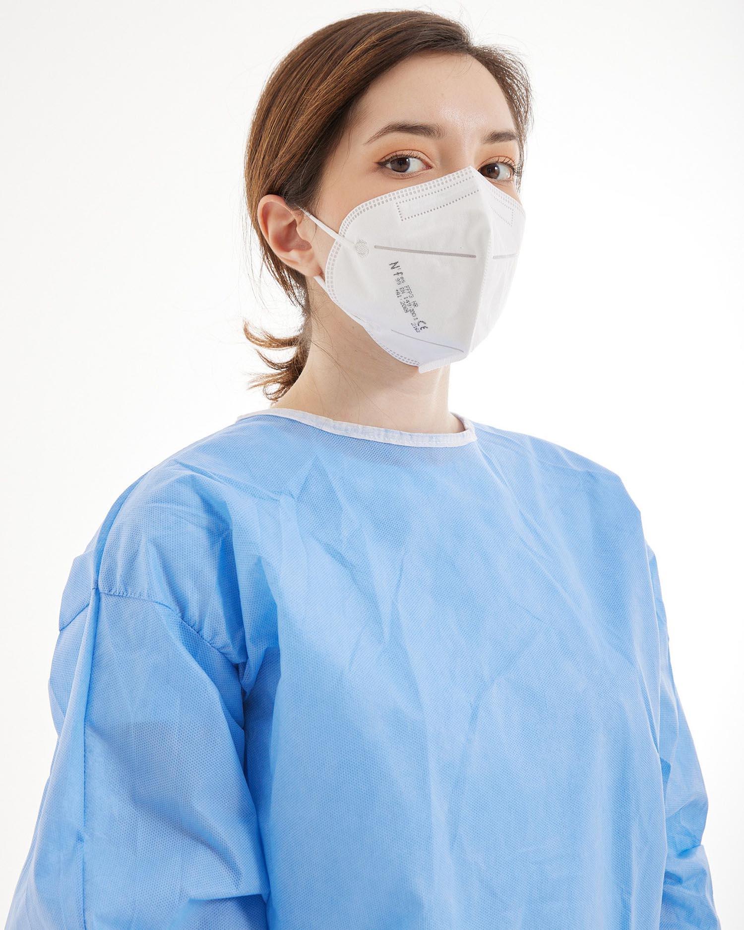 persoonlijke beschermingsmiddelen - mondmasker